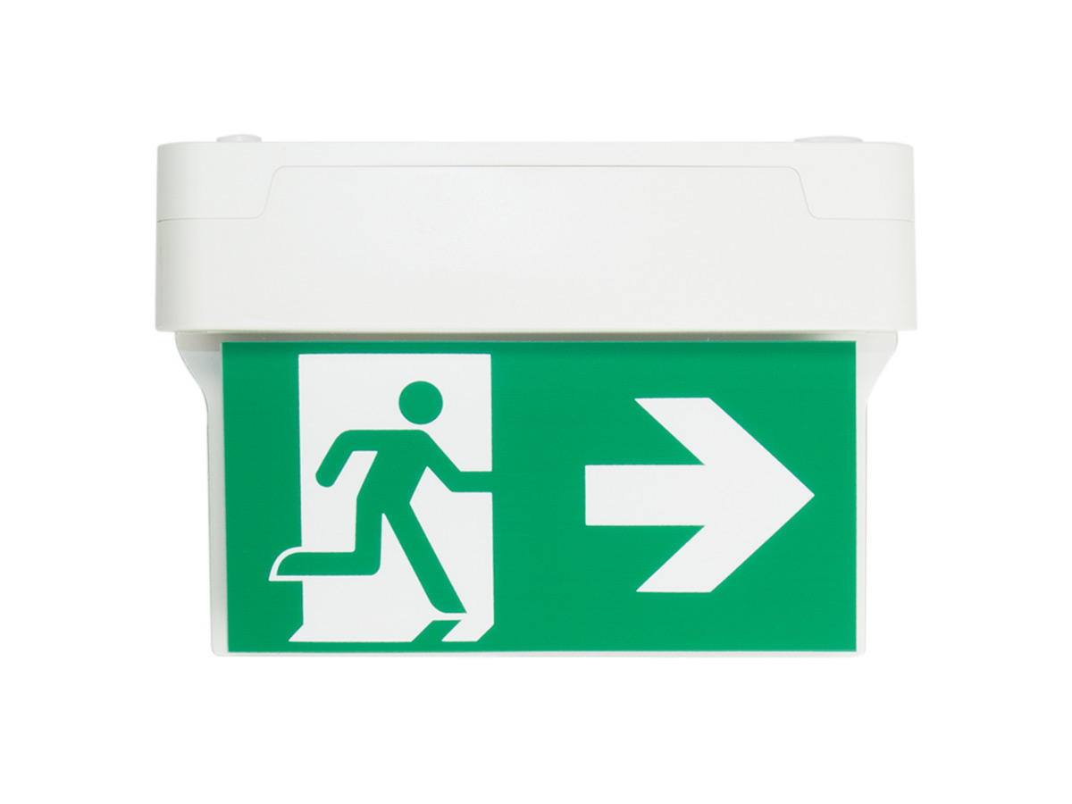 Exit Signs and Bulkheads