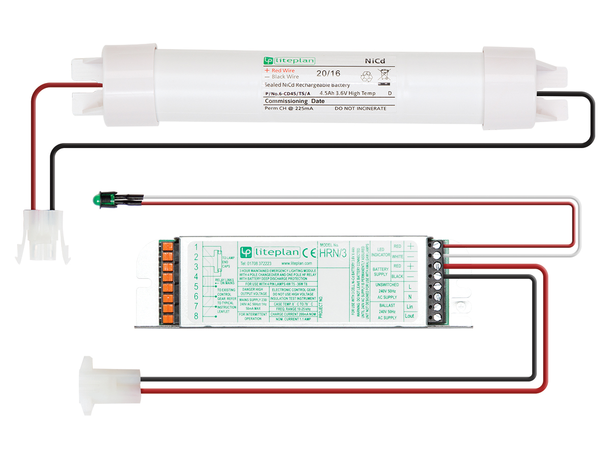 Conversion Kits for Fluorescent Lamps